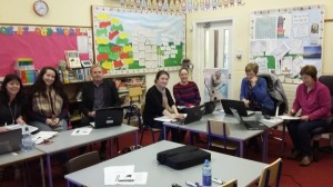 Primary Teacher Computing and Coding Training Raheen National School