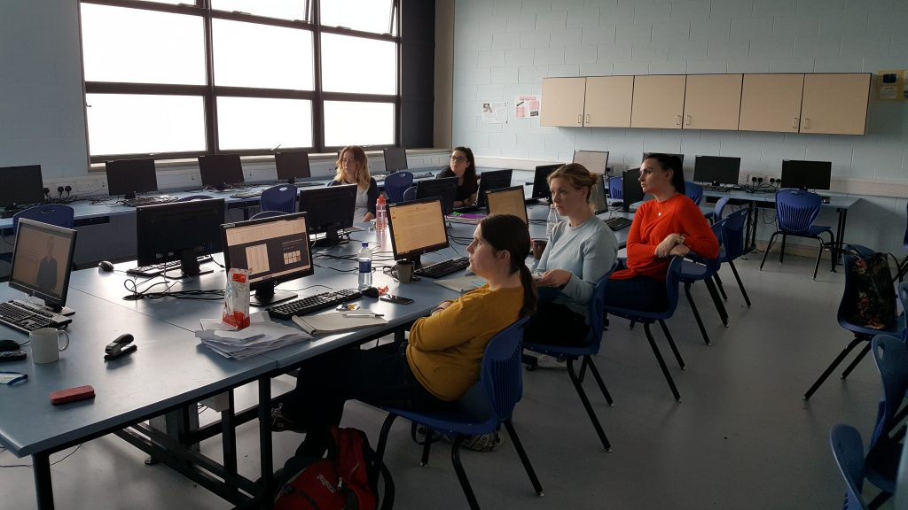 Adamstown CC Lucan Phase 1 CS Teacher Training Programme