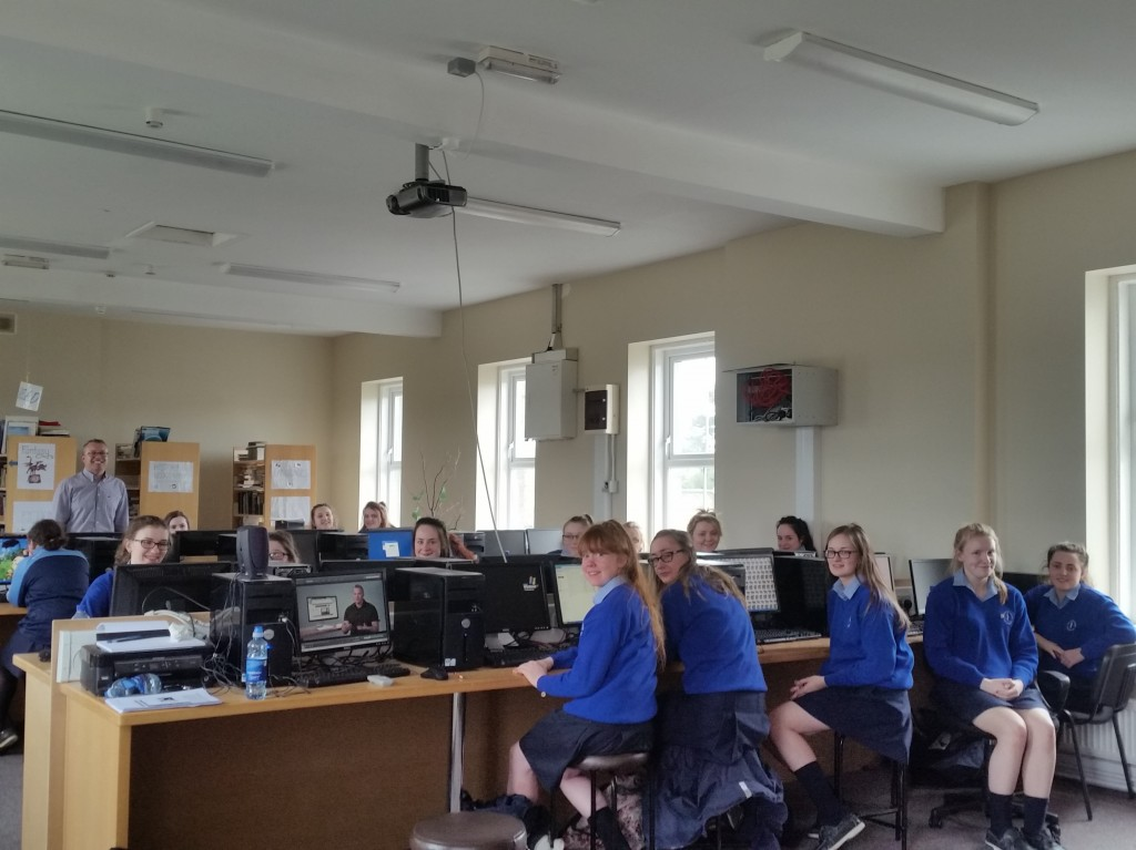 Our Lady Of Lourdes - TY 'Introduction to Computer Sciences Programme'